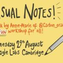 Can visual notes be an aid to EAL Learners?